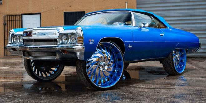 Big Rims – Custom Wheels Only cars with big wheels allowed!