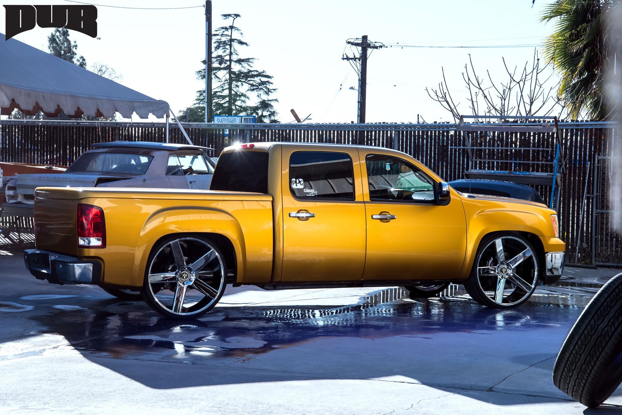30 Inch Rims On Chevy : Inch rims on silverado car interior design