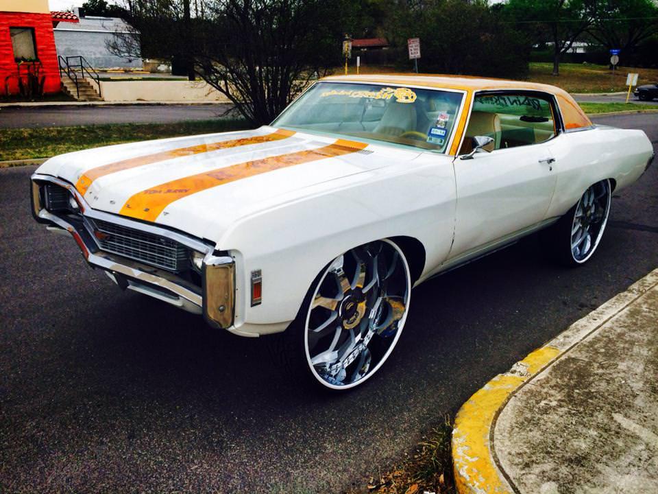 Where Is The Amp On A 2014 Impala Autos Post