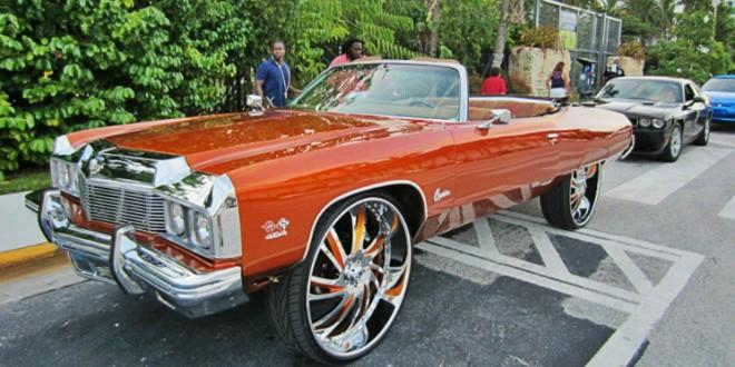30 Inch Rims On Chevy : Chevrolet chevy caprice donk asanti inch