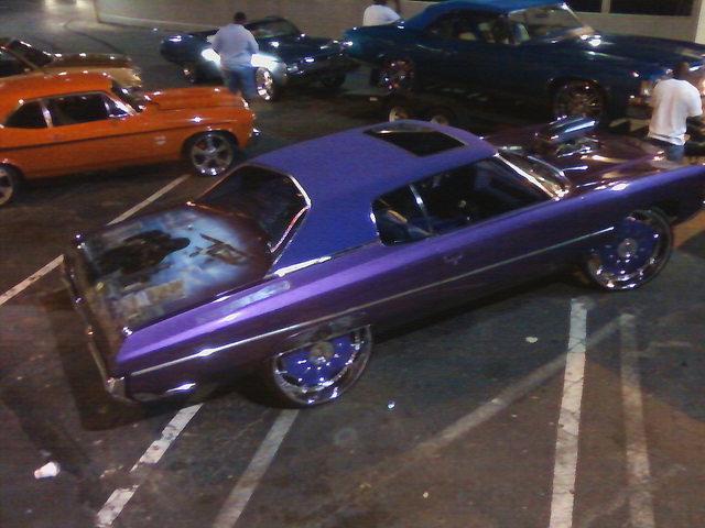 Mercedes Benz Rims >> THE INFAMOUS KING KONG DONK - Big Rims - Custom Wheels
