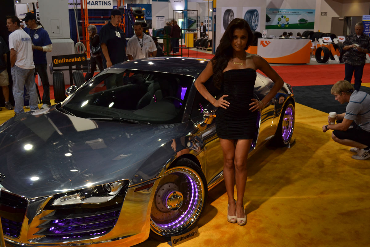 Chevrolet Of West >> Tron-inspired chrome Audi R by West Coast Customs - Big ...