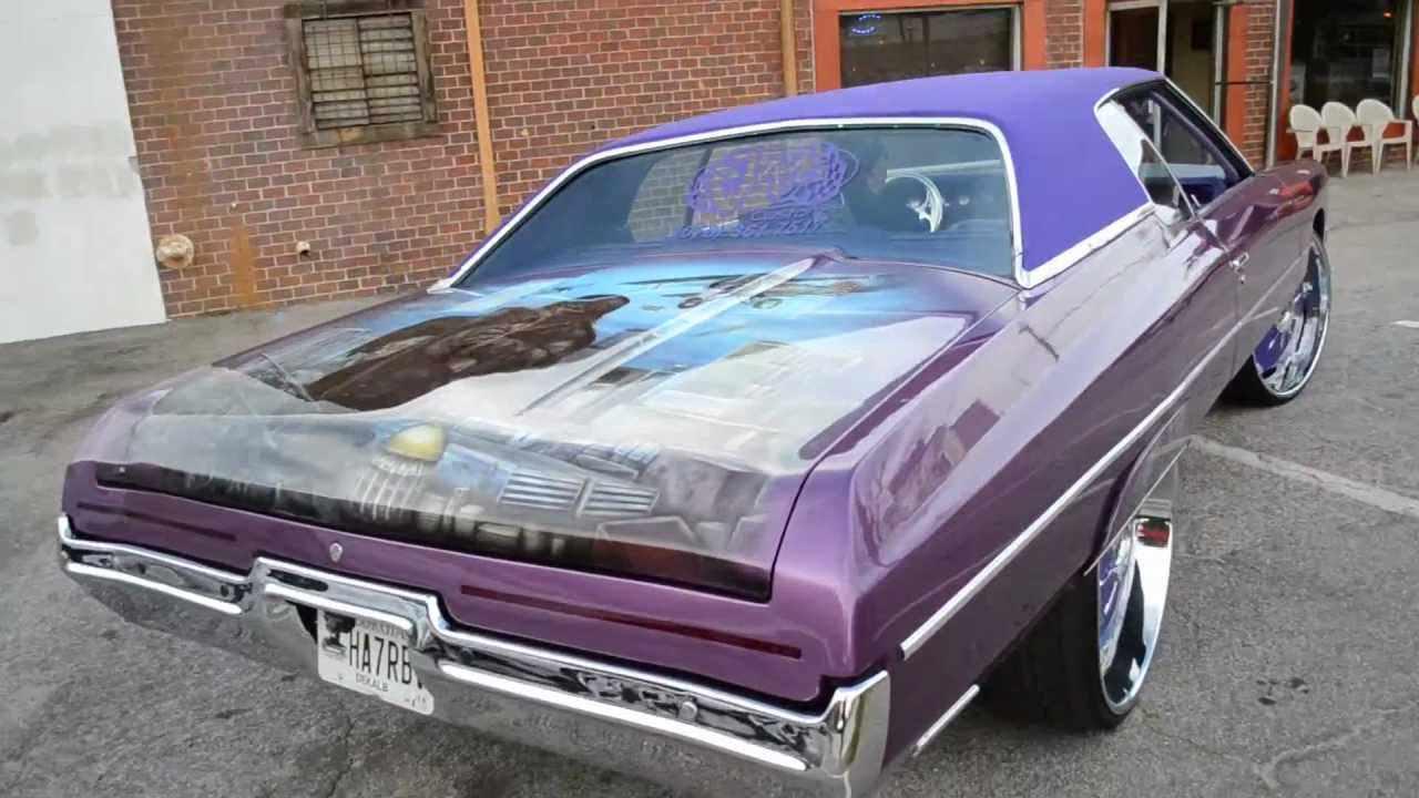 2018 Chevrolet Tahoe >> THE INFAMOUS KING KONG DONK - Big Rims - Custom Wheels