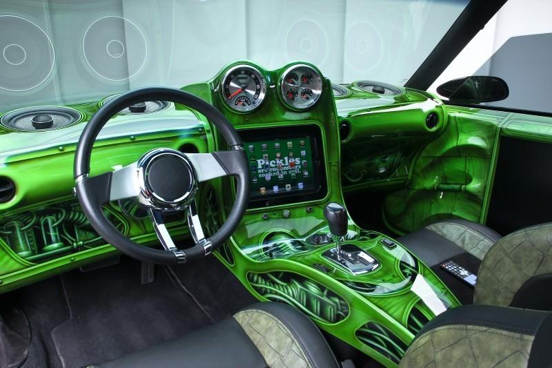 Best Hulk Customized Car