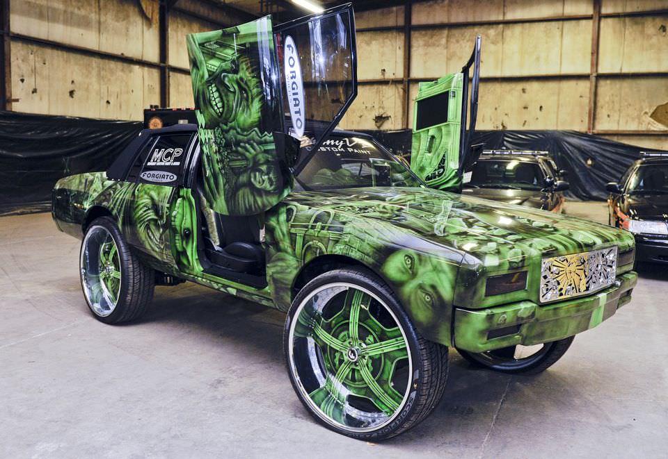 Hjn Drugbust on Cadillac Engine Swap Chevrolet