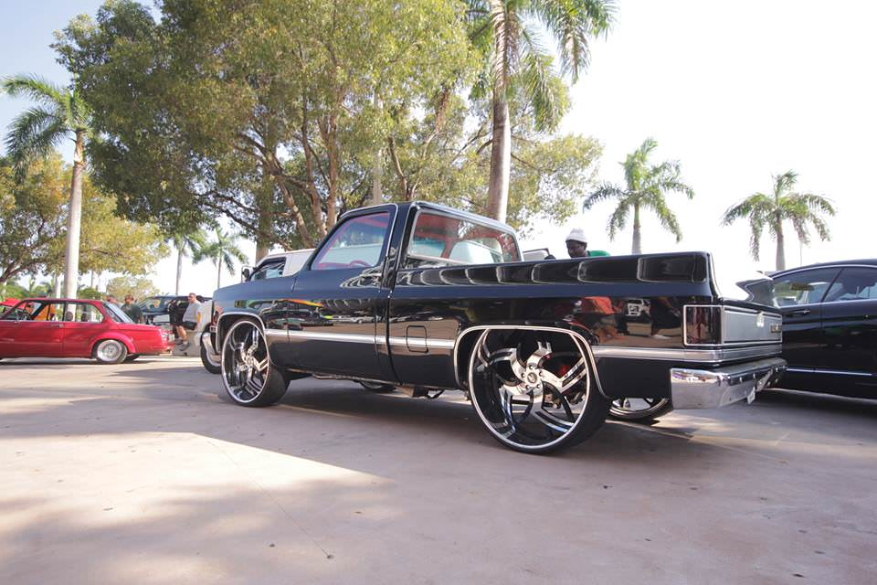 Chevy C10 30 inch Amani Forged Imperios - Big Rims ...