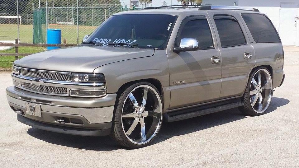 Custom 04 Chevy Tahoe.html | Autos Post