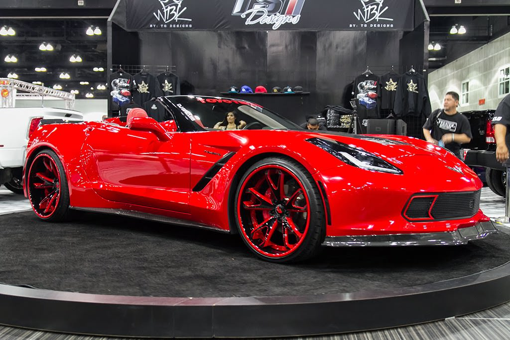 Forgiato Widebody Corvette Big Rims Custom Wheels