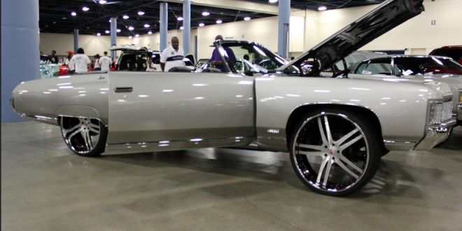 Chevy Impala On Forgiato S Big Rims Custom Wheels