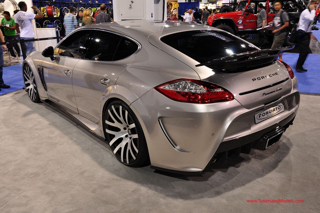 Chevy Tahoe Rims >> Porsche Panamera on Forgiato Wheels - Big Rims - Custom Wheels