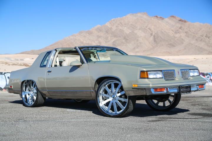 Cutlass On 30 Inch Rims : Cutlass ″ forgiato concavo big rims custom wheels