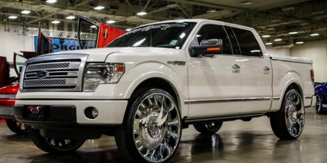 Jeep Leveling Kit >> Ford F150 On Forgiato Wheels (Forgiato Fest) - Big Rims ...