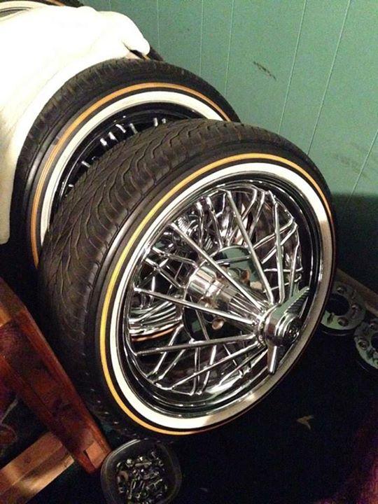 "20"" texan wire wheels $2,500 - Waldo, AR (71770) Vogue ..."