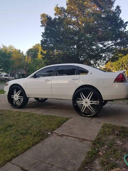 2006 impala $6,000 Jonesboro, AR - Big Rims - Custom Wheels