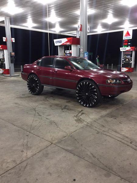 Mercedes Columbia Sc >> 2005 Chevy Impala $ 2.500 Columbia, SC - Big Rims - Custom ...