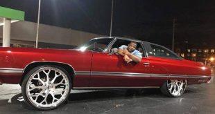 1974 Chevy Caprice Classic