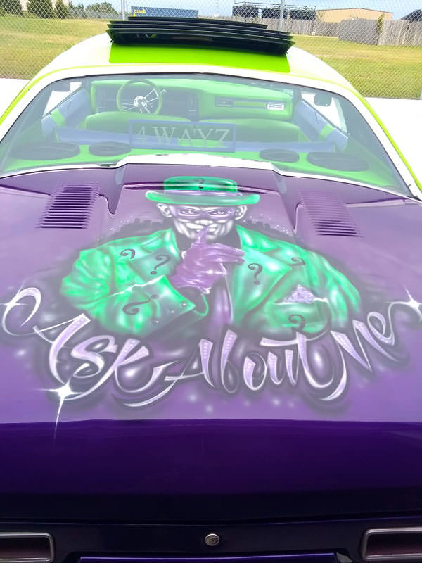 We Introduce You The Infamous Joker Donk - 71 Chevy Impala ...